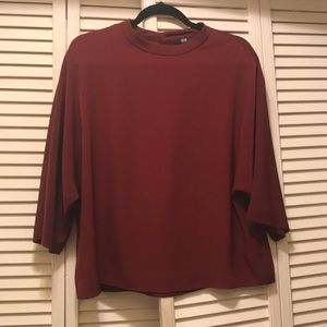 Uniqlo Women's Shirt Size Medium